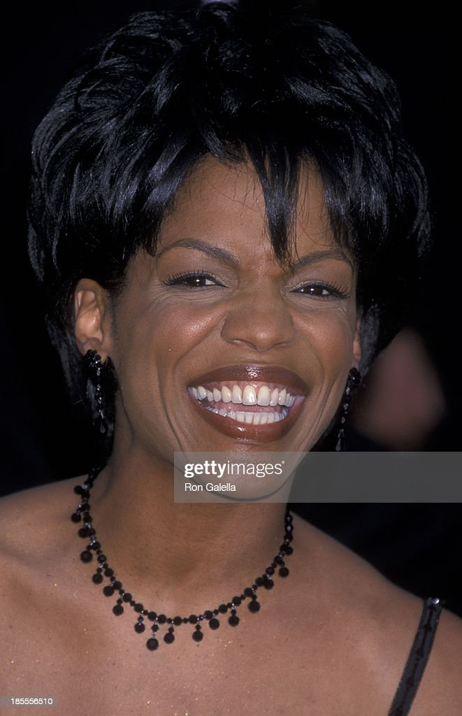 Nnenna Freelon attends 43rd Annual Grammy Awards on February 21 2001 at the Staples Center in Los Angeles California