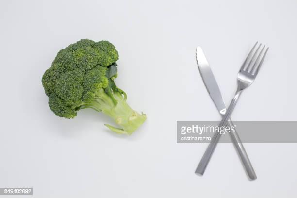 No broccoli