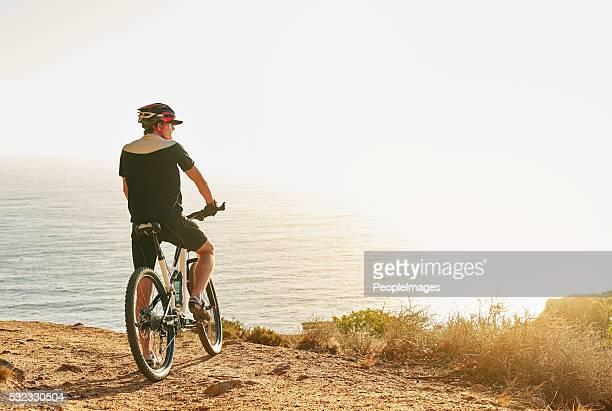 No bucket list but my bikeit list is a mile long