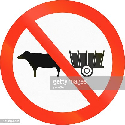 No Carriages in Bangladesh : Stock Photo