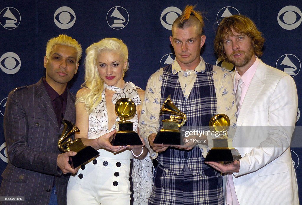 No Doubt winner of Best Pop Performance by a Duo or Group with Vocal Award