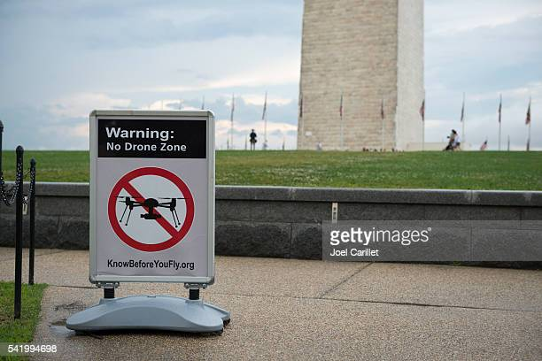 No Drone Zone in Washington DC