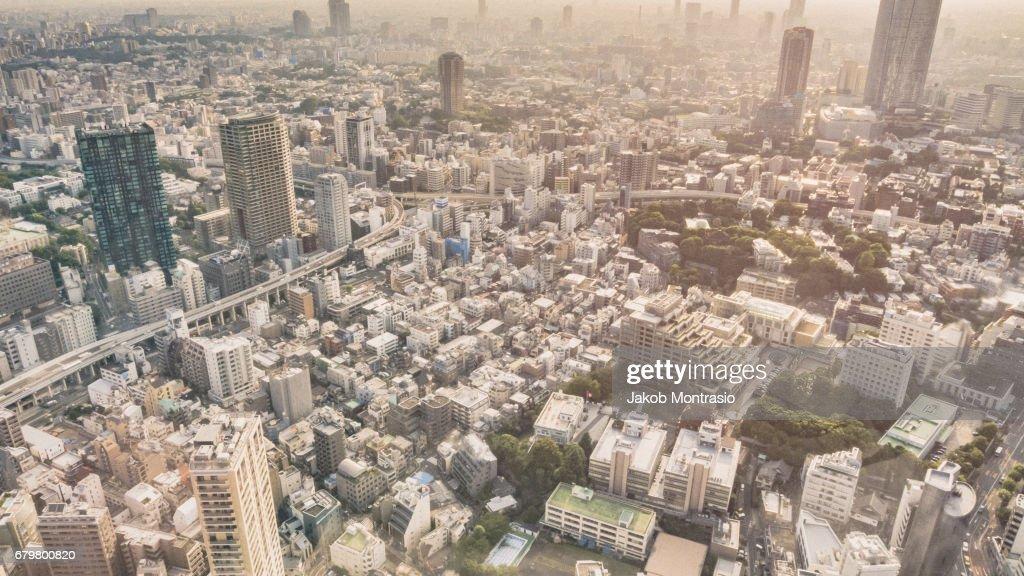 No Horizon in Tokyo : Stock Photo