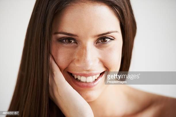 Sans maquillage obligatoire