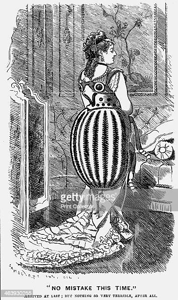 No Mistake this Time 1877 Punch kills two birds with one stone in this cartoon Firstly the journal always enjoyed a little joke at the expense of the...