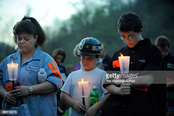 No namesScores of people from across the region walked through Whitesville to remember the victims of the mine explosion and those still missing the...