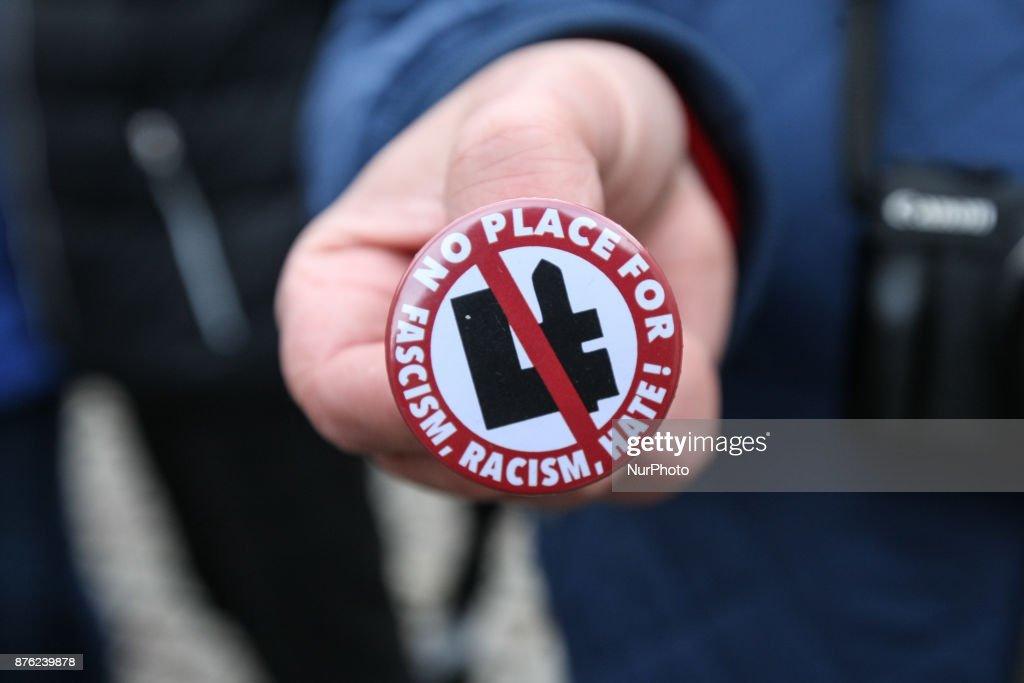 STOP fascism! rally in Gdansk