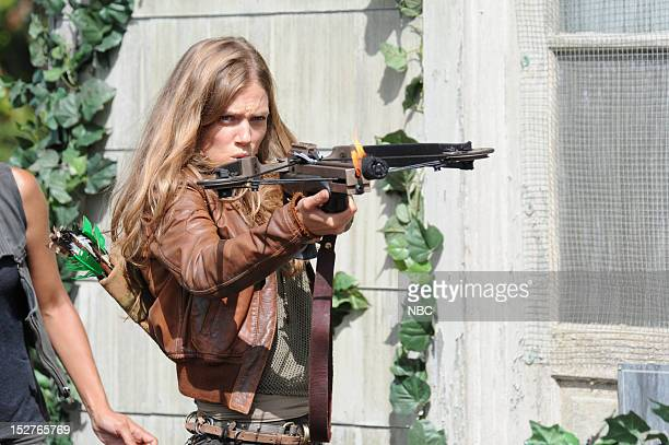 REVOLUTION 'No Quarter' Episode 103 Pictured Tracy Spiridakos as Charlie Matheson
