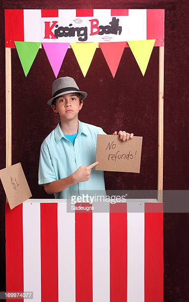 No Refunds at The Kissing Booth