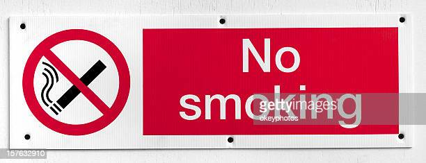 No Smoking Sign