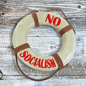 No Socialism lifesaver waiting for you.