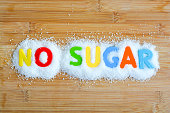 No sugar diet for a healthy lifestyle