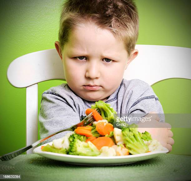 Keine und Gemüse