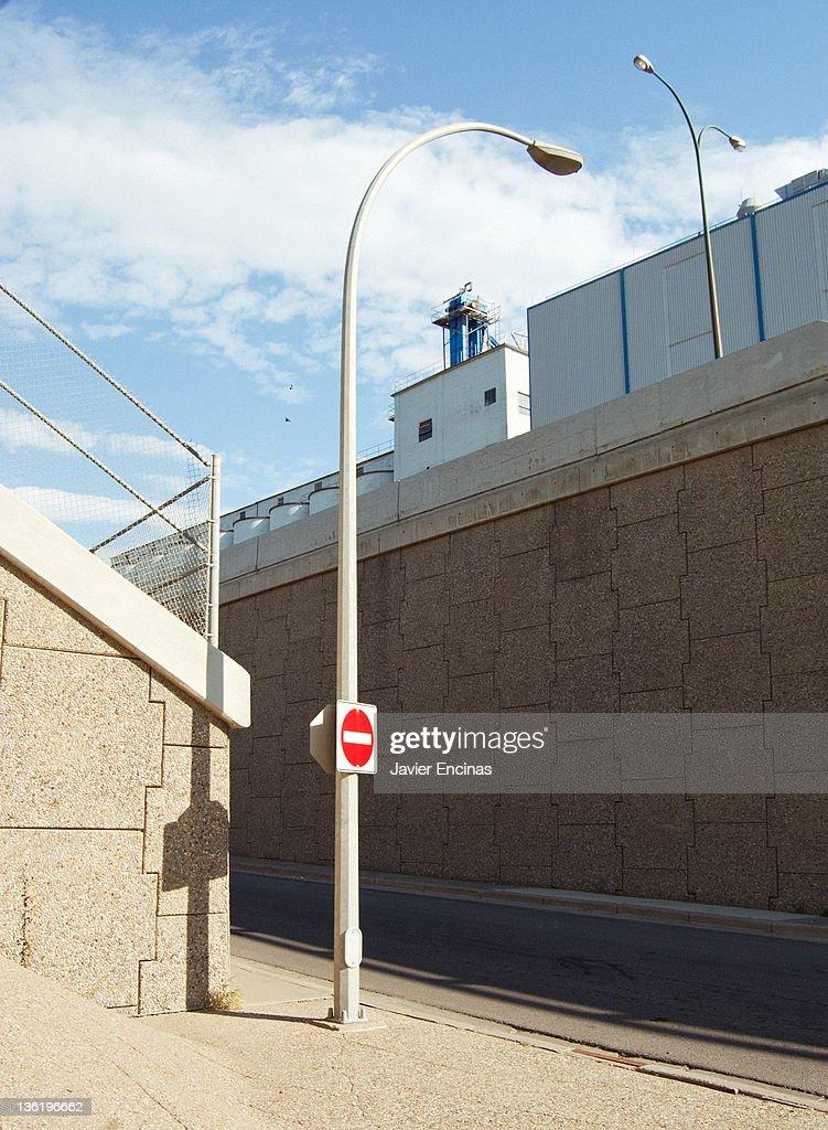 No waStreet light : Stock Photo