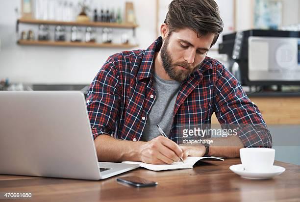 writer s block pas dans ce café