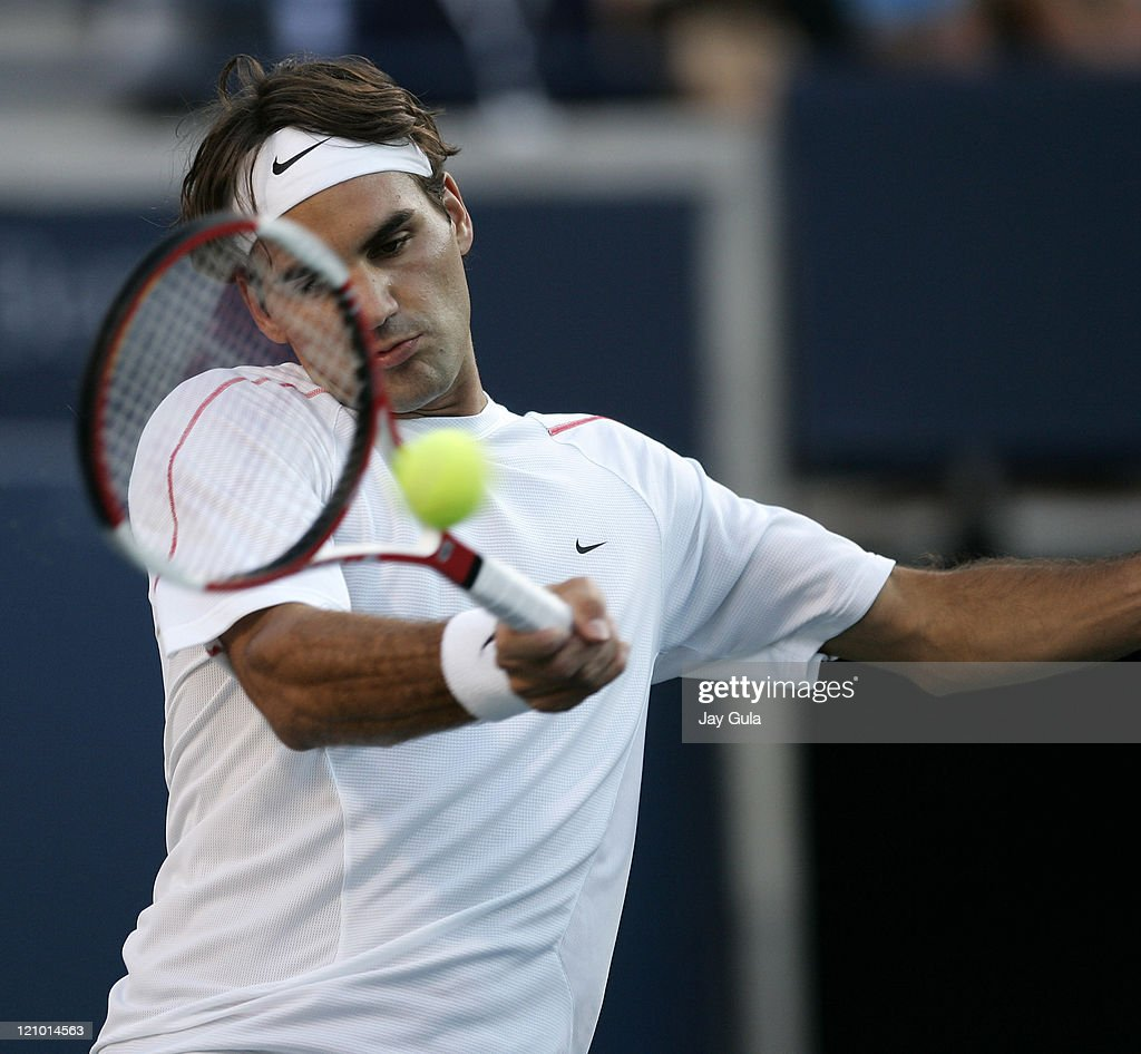 ATP - 2006 Rogers Cup - Semifinals - Roger Federer vs Fernando Gonzalez