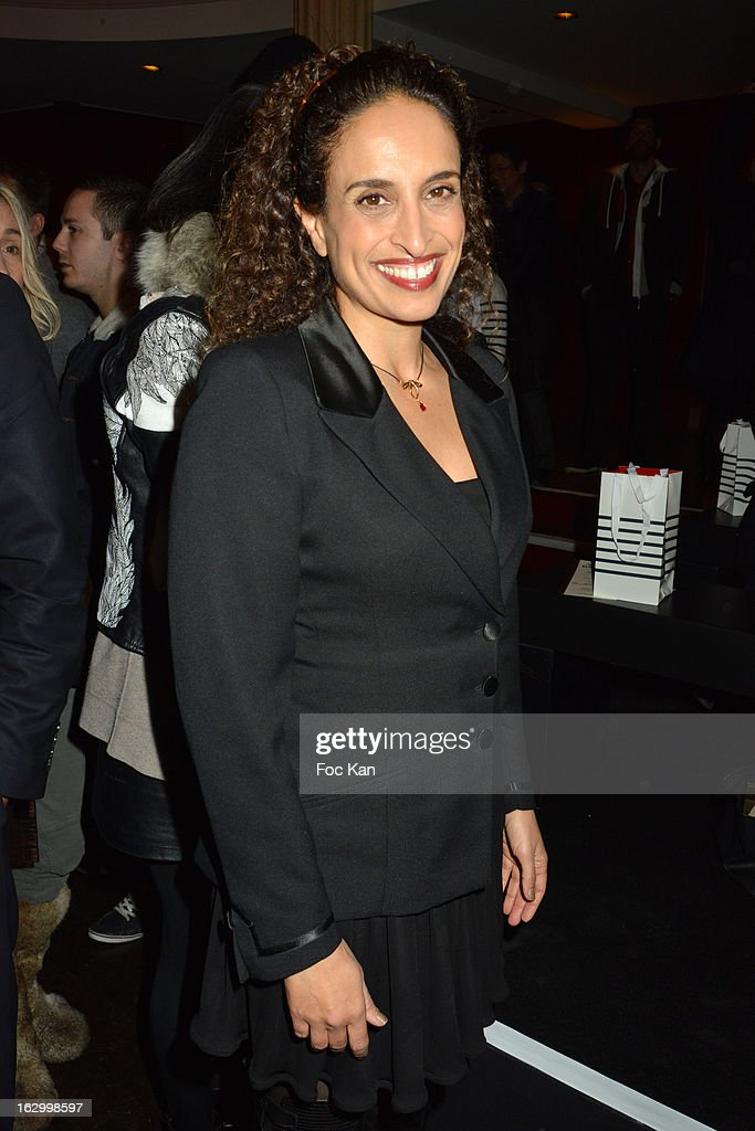 Noa attends the Jean Paul Gaultier Fall/Winter 2013 Ready-to-Wear show as part of Paris Fashion Week at Sall Wagram on March 2, 2013 in Paris, France.