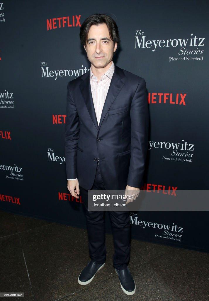 The Meyerowitz Stories  Special Screening In Los Angeles, CA
