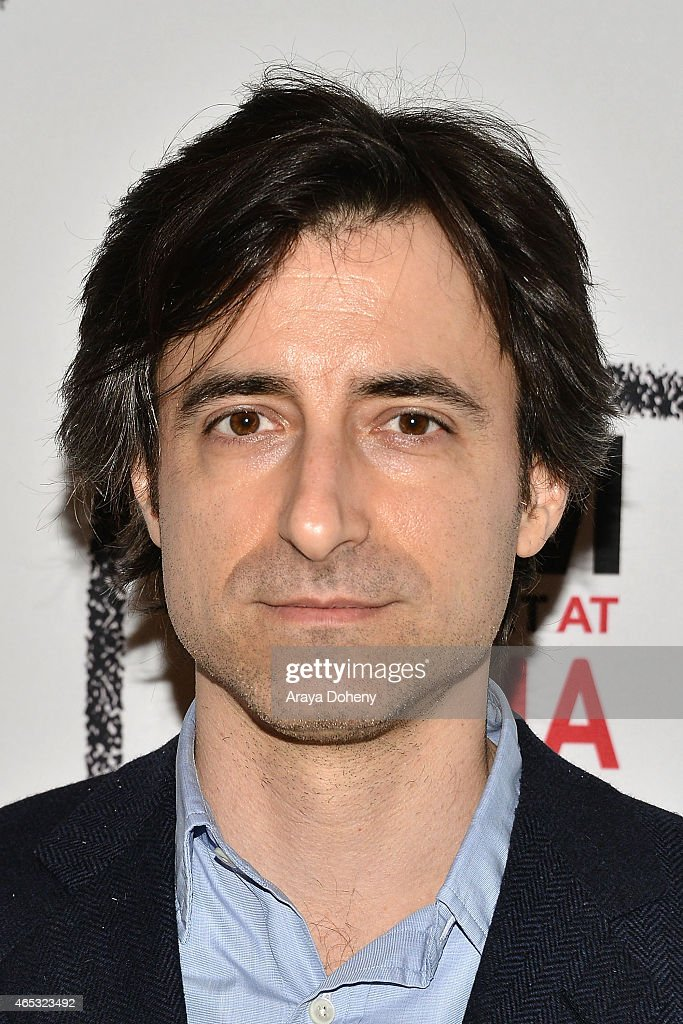 <a gi-track='captionPersonalityLinkClicked' href=/galleries/search?phrase=Noah+Baumbach&family=editorial&specificpeople=841432 ng-click='$event.stopPropagation()'>Noah Baumbach</a> attends the Film Independent at LACMA presents 'While We're Young' screening at Bing Theatre at LACMA on March 5, 2015 in Los Angeles, California.