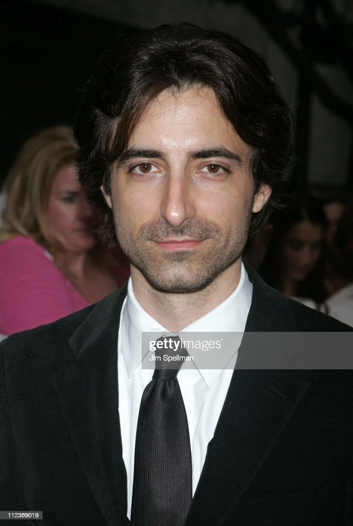 <a gi-track='captionPersonalityLinkClicked' href=/galleries/search?phrase=Noah+Baumbach&family=editorial&specificpeople=841432 ng-click='$event.stopPropagation()'>Noah Baumbach</a>, director during New York Film Festival Premiere of 'The Squid and the Whale' - Outside Arrivals at Alice Tully Hall, Lincoln Center in New York City, New York, United States.