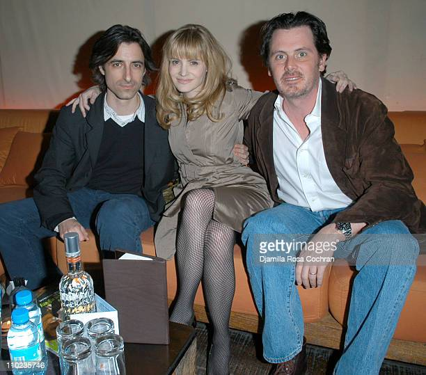 Noah Baumbach Jennifer Jason Leigh and Chris Eigeman