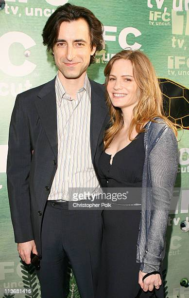 "Noah Baumbach nominee Best Director for ""The Squid and the Whale' and Jennifer Jason Leigh"
