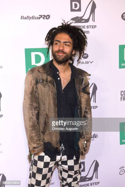 Noah Becker attends the Deichmann Shoe Step of the year award at Curio Haus on May 16 2017 in Hamburg Germany