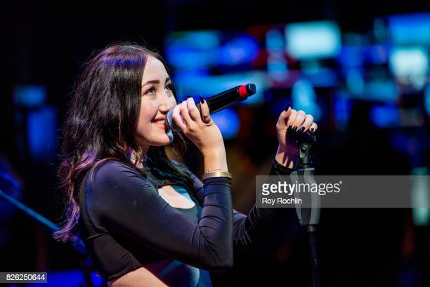 Noah Cyrus performs at Samsung 837 on August 3 2017 in New York City