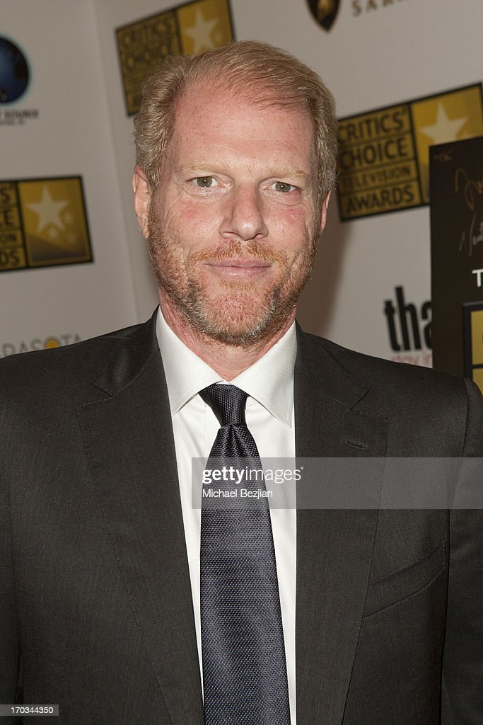 Noah Emmerich attends Critics' Choice Television Awards VIP Lounge on June 10, 2013 in Los Angeles, California.