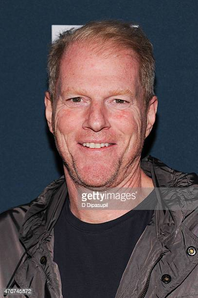 Noah Emmerich attends the 2015 FX Bowling Party at Lucky Strike on April 22 2015 in New York City