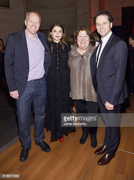 Noah Emmerich Keri Russell Margo Martindale and Matthew Rhys attend the 'The Americans' season 4 premiere on March 5 2016 in New York City