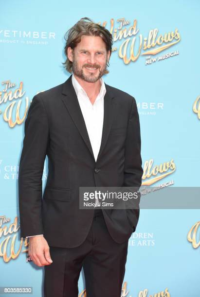 Noah Huntley attends the Gala performance of Wind In The Willows at London Palladium on June 29 2017 in London England