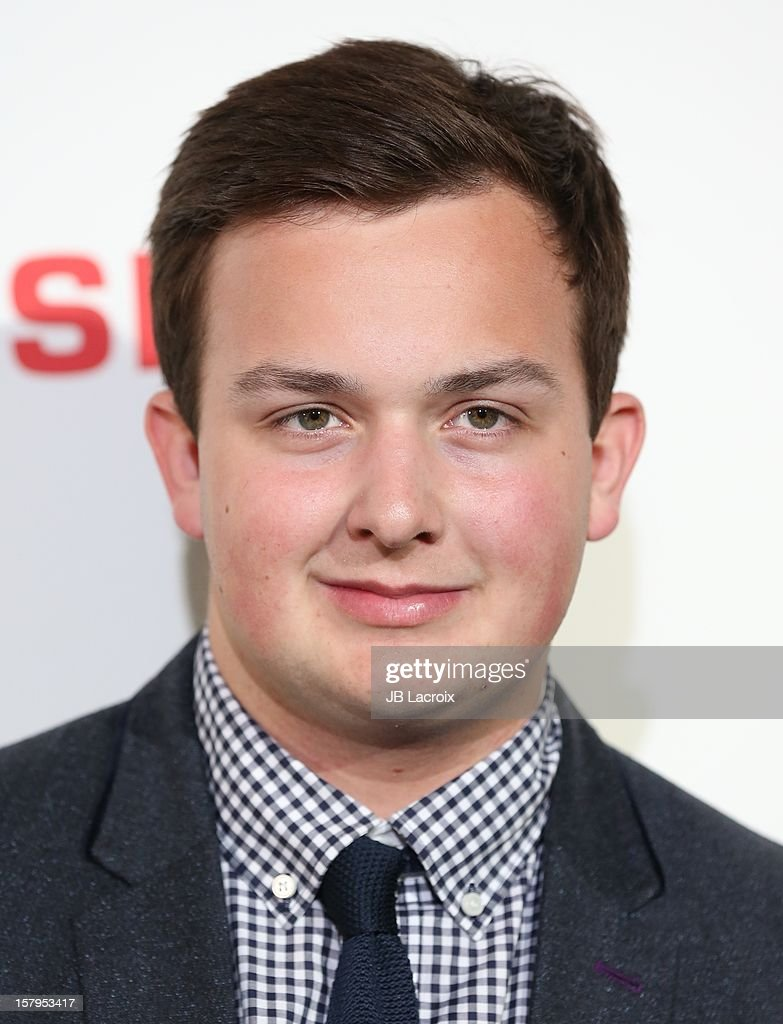 Noah Munck attends the Spike TV's 10th Annual Video Game Awards at Sony Studios on December 7, 2012 in Los Angeles, California.