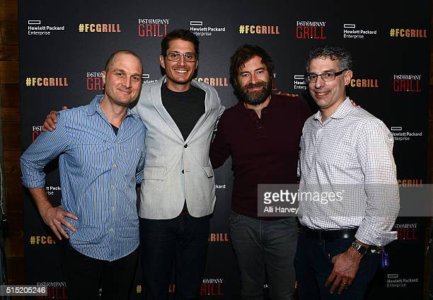 Noah Robischon Executive Editor of Fast Company Alex Lehmann Director of 'Asperger's Are Us' Mark Duplass Actor and Executive Producer of 'Asperger's...