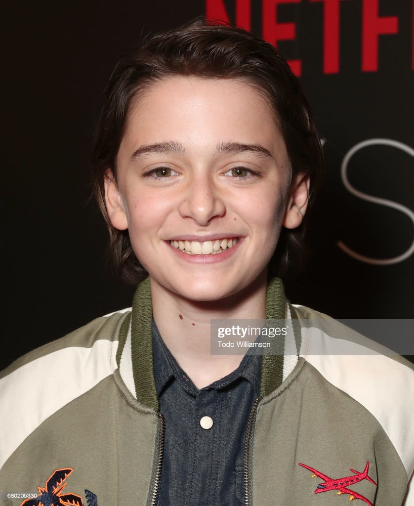 Noah Schnapp attend Netflix's FYSEE Kick-Off Event at Netflix FYSee Space on May 7, 2017 in Beverly Hills, California.