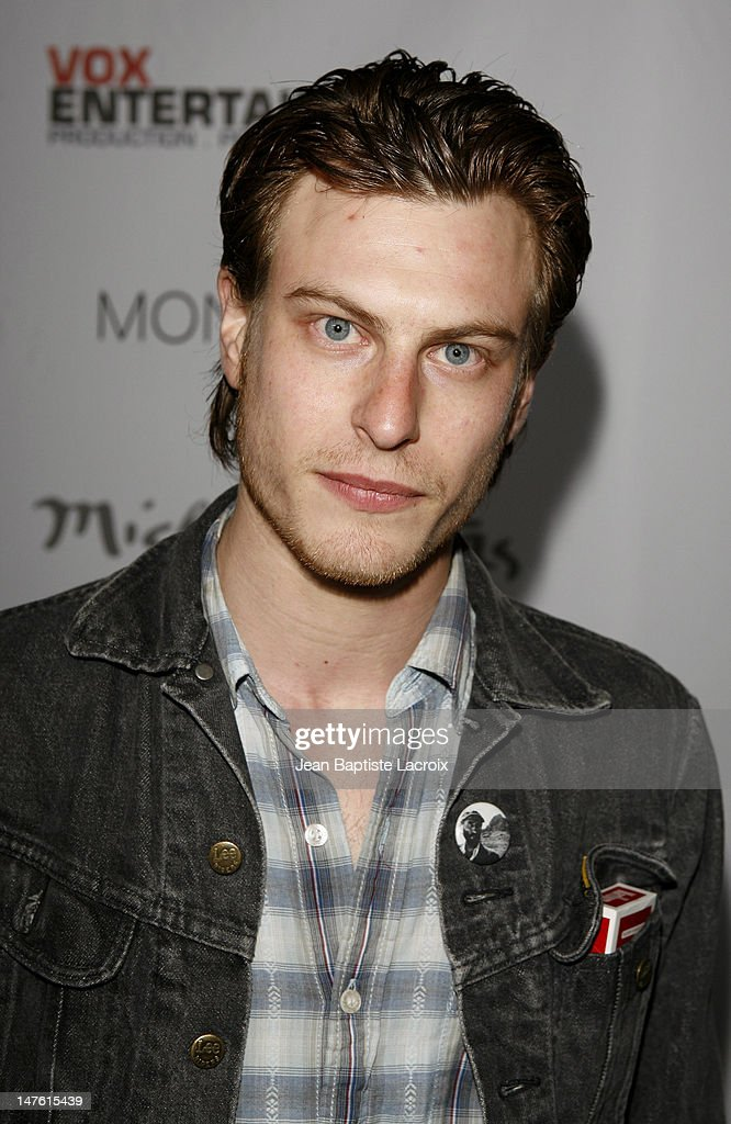 Noah Segan during Rock and Shop for MS at Sky Bar at the Mondrian in Hollywood, California, United States.