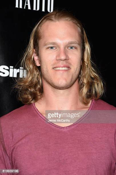 Noah Syndergaard attends the SiriusXM's Private Show with Guns N' Roses at The Apollo Theater before band embarks on next leg of its North American...