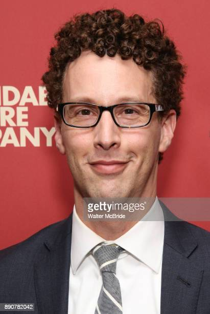 Noah Weisberg attend the cast party for the Roundabout Theatre Company presents a OneNight Benefit Concert Reading of 'Damn Yankees' at the Stephen...