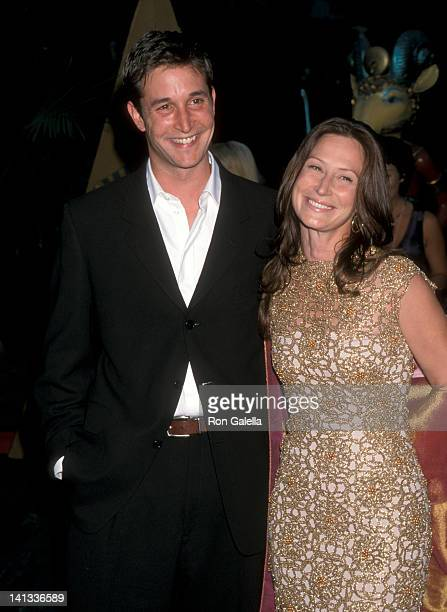 Noah Wyle and Tracy Warbin at the i Zone Sebastian Headquarters Opening Benefit for Planet Hope i Zone Sebastian Headquarters Woodland Hills