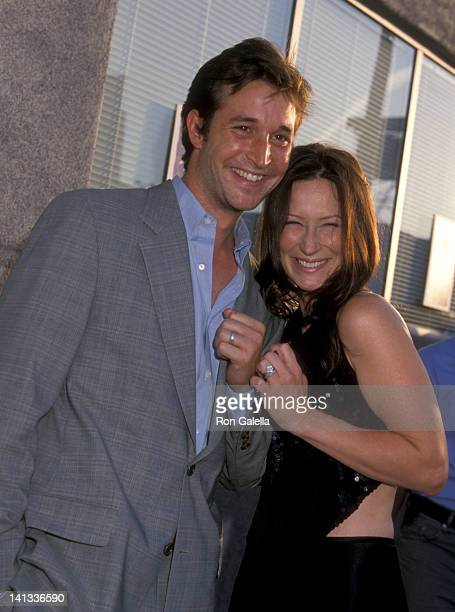 Noah Wyle and Tracy Warbin at the Project Angel Food Gala West Hollywood