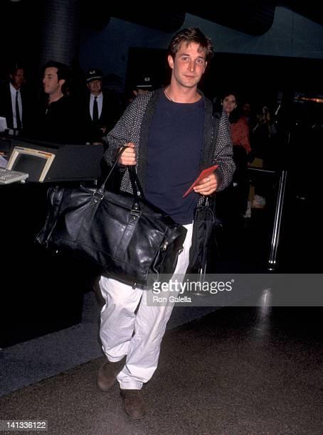 Noah Wyle at Los Angeles International Airport Los Angeles