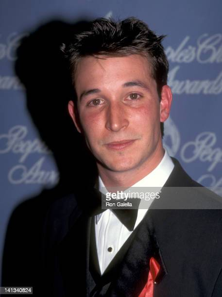 Noah Wyle at the 21st Annual People's Choice Awards Universal Studios Universal City