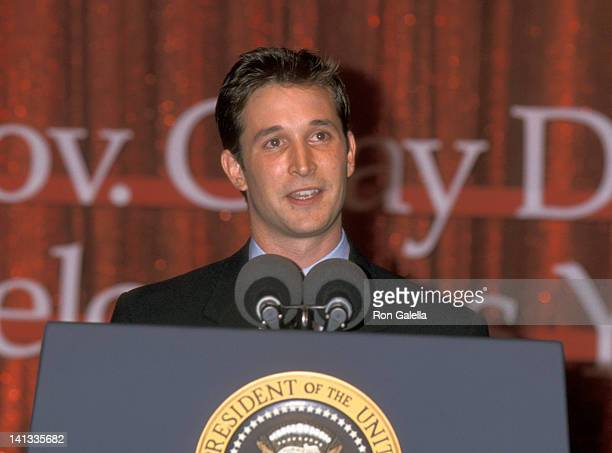 Noah Wyle at the Democratic National Convention Hosted by Governor Gray Davis Paramount Studios Hollywood