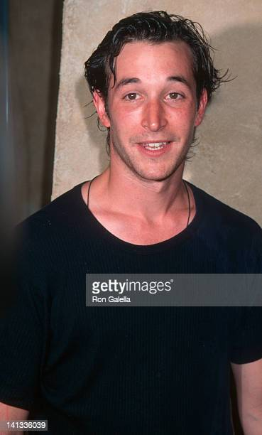Noah Wyle at the Opening of Jurassic Park The Ride Universal Studios Universal City