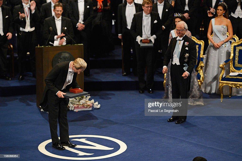 Nobel Peace Prize Ceremony - Stockholm