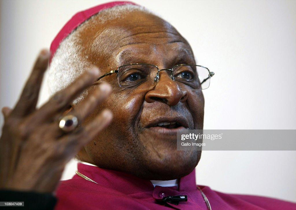Archbishop Desmond Tutu Retires From Public Life