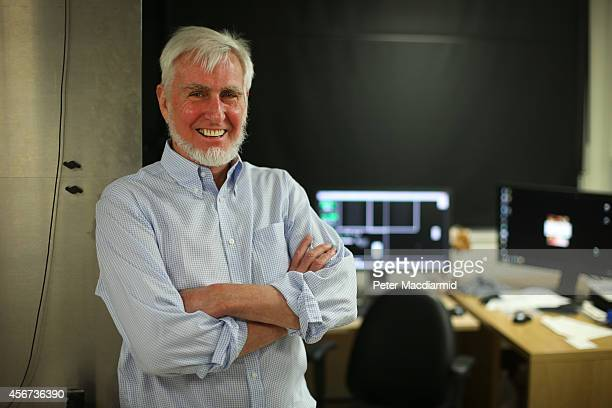 Nobel Prize winner Professor John O'Keefe stands in his laboratory at University College London on October 6 2014 in London England John O'Keefe...