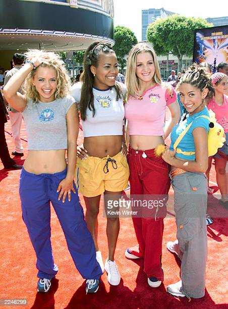 'Nobody's Angel' at the Premiere of 'Pokemon the Movie 2000' at the Village Theater Westwood Ca on 7/15/2000