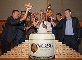 Nobu Houston Sake Ceremony
