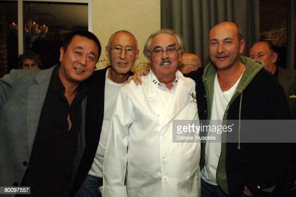 Nobu Matsuhisa chef Agostino Sciandri...
